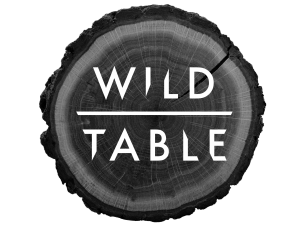 Wild Table Tree Hero Logo