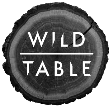 Wild Table Tree Hero Logo